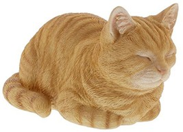 Border Concepts Nature's Gallery Pet Pals Orange Cat, Sleeping - $51.26