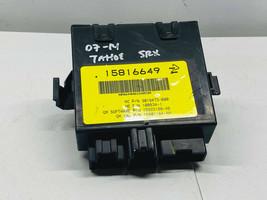 07-14 Chevrolet Tahoe SRX Door Liftgate Control Unit Module 15816649 - $80.99