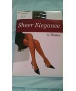 Hanes Sheer Elegance Ultra Sheer Control Pantyhose, SIZE D & E, Differen... - $3.98
