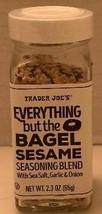 Trader Joe's Everything But The Bagel Sesame Seasoning Blend - $8.99