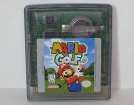 Mario Golf - Game Boy Color Game Cartridge Nintendo MADE IN JAPAN! - $39.99
