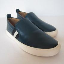 Shoe Bally New Dark 2190139 On Teal US 10D Lamb W Size Slip w7q8W