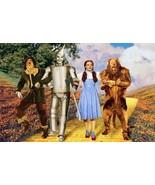 Wizard Of Oz  3.5 inch Sticker white Vinyl laptop - $2.49