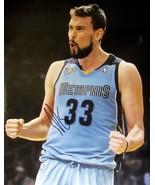 Marc Gasol Autographed Hand SIGNED 11'' x 14'' Memphis Grizzlies photo w... - $44.99