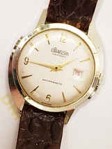 VINTAGE 1960'S LORD NELSON CALENDAR MEN'S WATCH - $150.00