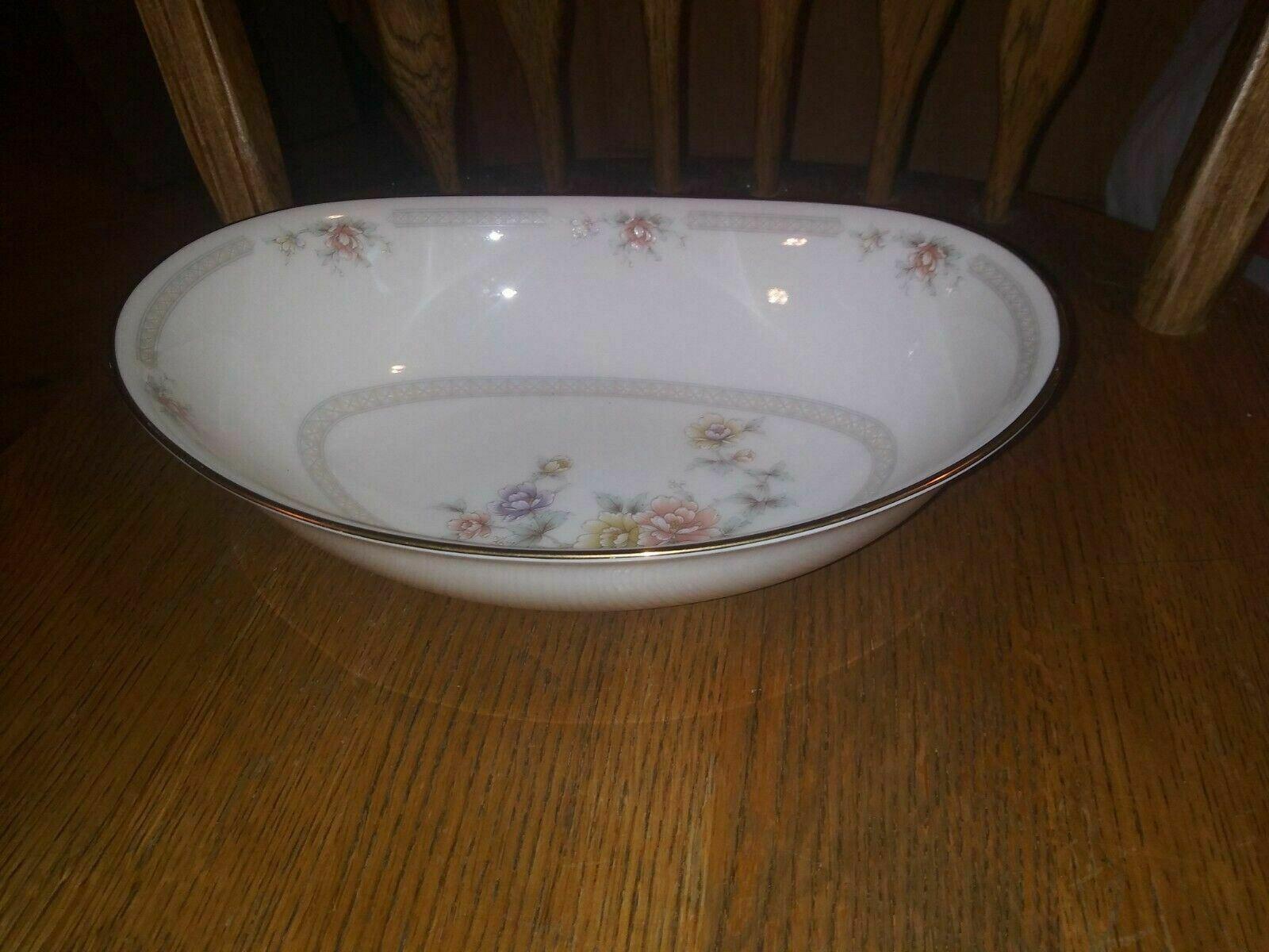 "9"" Oval Vegetable Bowl Cervantes 7261 byNORITAKE - $37.99"