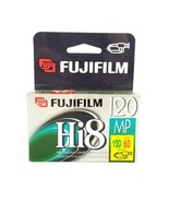 Fujifilm  Hi8 MP P6-120 Professional Grade Video Cassette Blank Sealed S... - $7.91