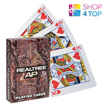 BICYCLE REALTREE CAMO PLAYING CARDS POKER DECK MAGIC TRICKS MADE IN USA NEW - $7.81