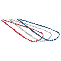 USA 33 inch Letter Neckace/Case of 36 - $37.42