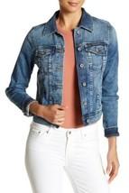 Big Star Junior Women's Denim Jean Jacket Copen New Main Wash Licensed NEW