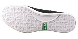 LRG Mangrove Black Leather Suede Boat Shoes Size 9 42 EUR NIB image 7