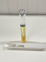 Michael Kors Sport Citrus Eau De Parfum Rollerball 5 ml./Lip Luster 5 Ml.  For W - $19.99