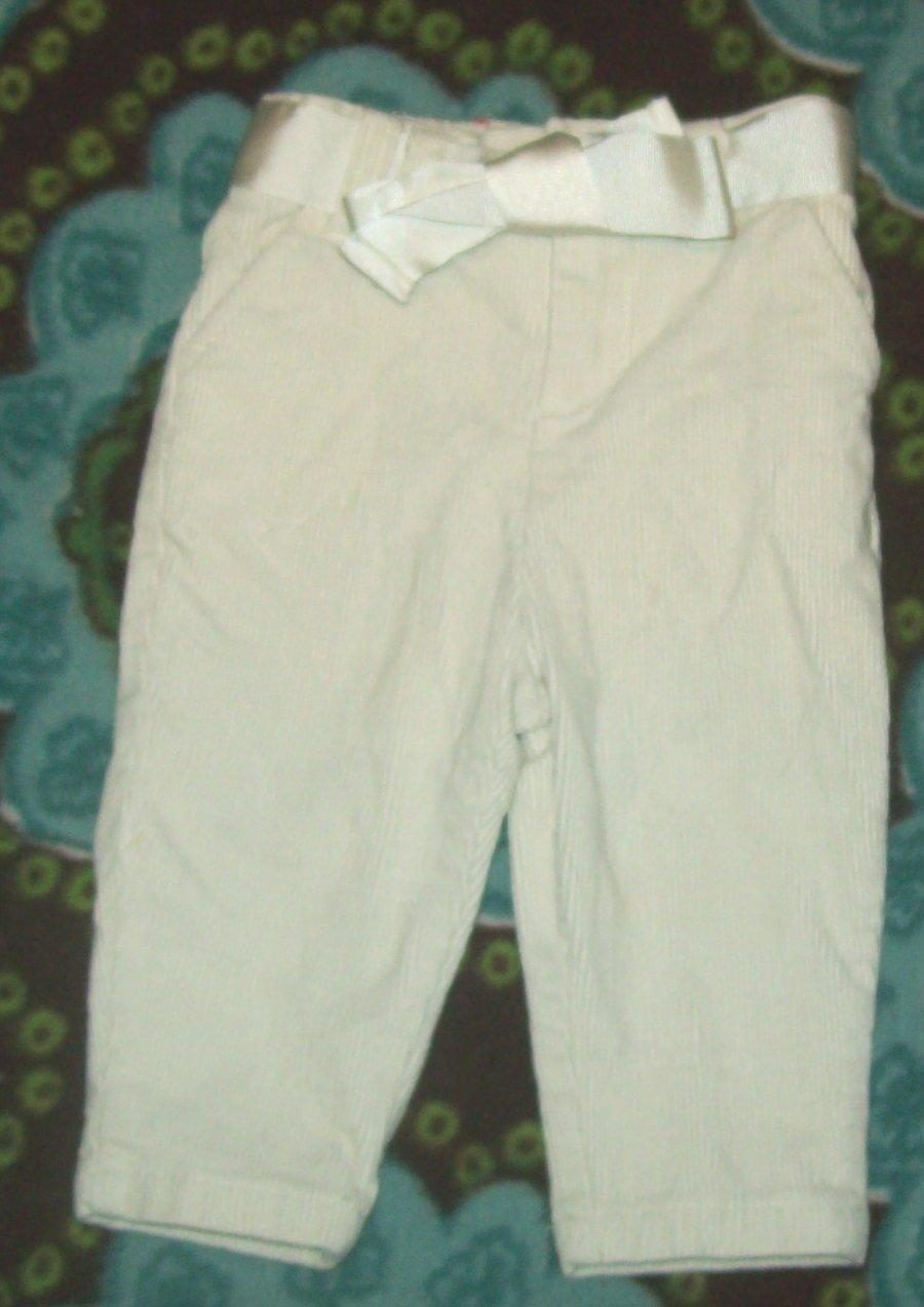 be7509d20 S l1600. S l1600. Previous. Ralph Lauren Boys 12 Months 12M Cream Narrow  Wale Corduroy Pants Tan Bottoms