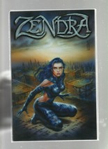 Zendra #1 - January 2000 - In Sealed Poly Bag with Stiffener. - $1.37