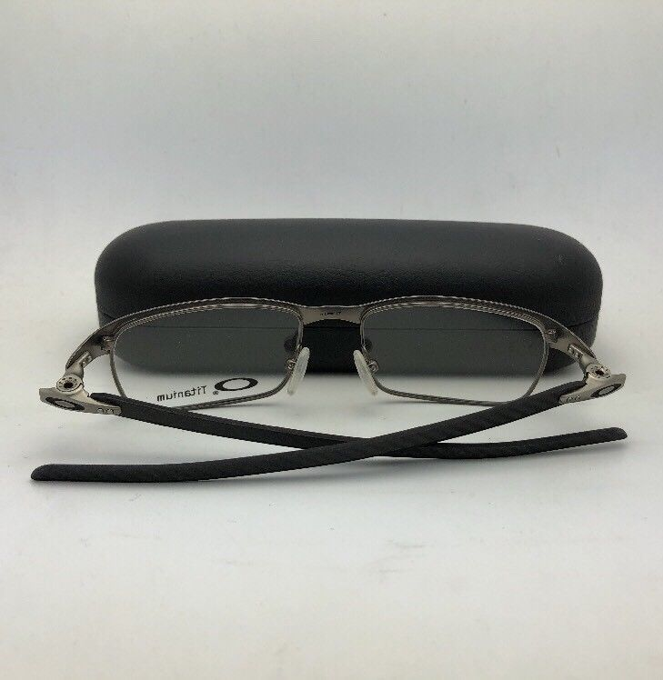 0271fd194a 57. 57. New OAKLEY Eyeglasses TINCUP CARBON OX5094-0250 50-17 Powder Pewter- Carbon Fiber. Free Shipping