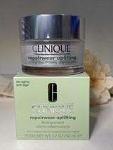 Clinique Repairwear Uplifting Firming Cream Dry Comb 2 Oily 1.7oz NIB Free Ship - $48.46