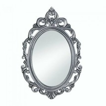 Accent Plus Silver Royal Crown Wall Mirror - $39.83