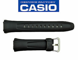 Genuine Casio G-Shock watch band  black rubber strap G-600 G-601 G-610 G... - €14,21 EUR