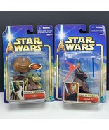 Star Wars action figure vintage Kenner vtg lot Yoda Shaak Ti attack clon... - $27.72