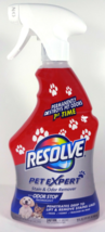 Resolve Pet Expert Stain And Odor Remover Spray (22 fl oz) - $20.79