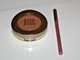 Milani The Multitasker Face Powder 06 + Lip Liner #13 Lot Of 2 Sealed - $13.67