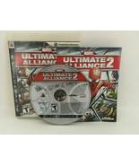 Marvel Ultimate Alliance 2 (PlayStation 3, 2009) CIB, USA SELLER - $16.02