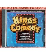 Kings of Comedy  Fred Allen Show & Dean Martin & Jerry Lewis CD New minu... - $14.99