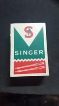 Vintage Singer Sewing Machine Needles 1955~14.90~A-U~135x65~135x9 - $5.93