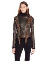 Levi's Women's Vintage Leather Fringe Jacket - $341.26+