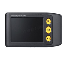 3.5 inch 25X Zoom Handheld Digital Video Magnifier Electronic Reading Aid - $71.99