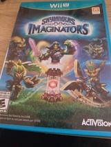 Nintendo Wii U Skylanders Imaginators image 1