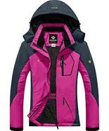 GEMYSE Women's Mountain Waterproof Ski Snow Jacket Winter Windproof Rain... - $76.63