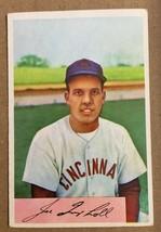 1954 Bowman Joe Nuxhall  #76 Baseball Card Cincinnati Reds VG/VG+ - $6.99