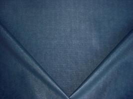 5+y Kravet Silver Blue Gorgeous Leatherette Vinyl Upholstery Fabric - $48.62