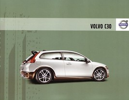 2008 Volvo C30 sales brochure catalog 08 US 1st Edition - $10.00