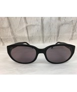 Elizabeth Arden Sun 49 2 Black Frame Black Lens Sunglasses - $14.03