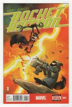 Rocket Racoon 2014 # 004 Marvel Comics - $9.89