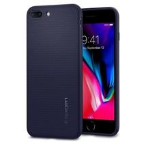 Spigen iPhone 8 Plus Case Liquid Air Armor Midnight Blue - $20.20