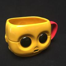 Lucas Films Yellow Funko Pop Home C-3PO Coffee Tea Mug  - $22.77
