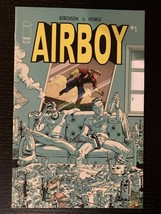 Airboy #1 1st Print Image Comics Robinson & Hinkle FREE SHIPPING - $9.88