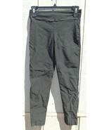 IZ BYER SKINNY BLACK DRESS PANTS SIZE MEDIUM - $15.00