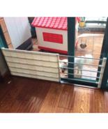 Adjustable Pet Gate Fence - $34.98