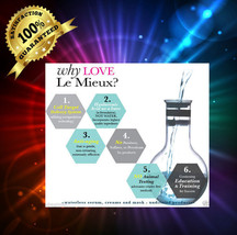 Le Mieux Pomegranate Massage Cream 6 Samples New**FRESH** - $99.99