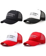 Make America Great Again Baseball Cap Women Man Hat Hip Hop Adjustable S... - $7.99