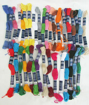 DMC craft thread 36 skeins pearl cotton non-divisible made Turkey many colors - $9.65
