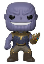 Funko Pop Marvel: Avengers Infinity War-Thanos Collectible - $15.83