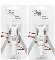 Almay Smart Shade Skintone Matching Concealer Deep Like Me #50 (0.37 fl oz/11 ml - $24.49