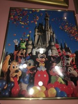 Kids Disneyland Tower Photo Frame With All Favorite Characters  - $86.33