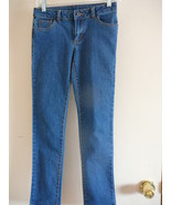 Jean's Girl's Size12 S  Faded Glory Blue Jean Slim Stright Leg - $9.90