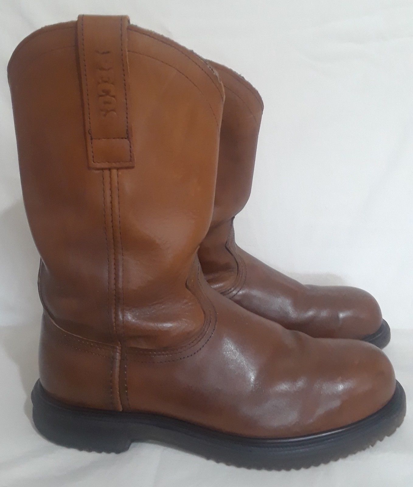 1bece3476983 Red Wing Work Boots Steel Toe Brown Leather and 50 similar items. 57